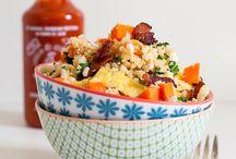 Cauliflower Recipes // Winter veggies
