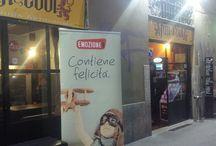 """Emozione3 al Milano Food Week! Brasserie """"Fun & Cool"""" / Un percorso tra alcune delle migliori birre prodotte ancora secondo l'antica tradizione ognuna sapientemente abbinata ad una selezione di prodotti tipici della tradizione nostrana. Tra sentori di luppolo e riflessi ambrati, sarà possibile scoprire tutti i segreti della processo di lavorazione di una delle bevande più amate al mondo."""