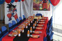 Dragon Ball Z Party