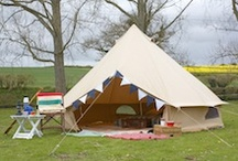 Glamping / Everything that's cool in the world of camping and glamping.
