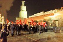 Годовщина смерти Ленина - 2015 / http://octbol.wordpress.com Октябрь-большевики