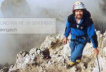 Reinhold Messner e i più grandi scalatori!