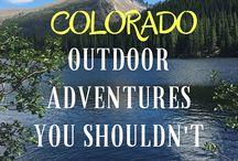 Outdoors & Adventure / Hiking, outdoors, adventure travel