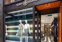 Tory Burch in Paris