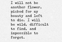 wild  flower art