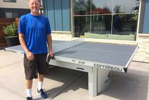 outdoor ping pong table / table tennis tables for outdoors