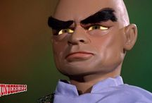 "Thunderbirds / Screen captures dalla serie ""Thunderbirds"" di Gerry & Sylvia Anderson"