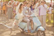 Wedding send offs <3