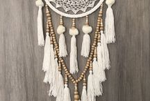 Dreamcatchers and similar
