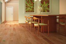 Handscraped Hardwood Flooring / Handscraped Hardwood Flooring