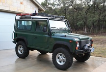 Land Rover Obession