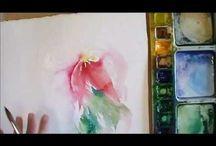 Art Tutorial - Watercolor