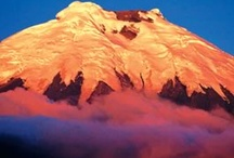 Ecuador Volcanoes / Set between Ecuador's coastal beaches and its rainforests rises the greatest concentration of volcanoes in the world. Find out more at  http://www.rmiguides.com/ecuador-volcanoes / by RMI Expeditions