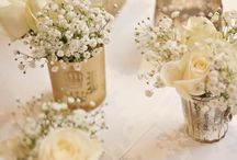 White Champagne Gold || Wedding