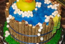 ducks and cakes