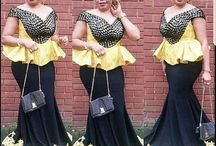 Nigeria lace styles