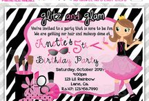 Glam Birthday Party / by Karie McLean