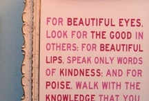 words / by Katelin LaGreca