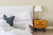 Spaces | Bedroom / Beautiful bedroom looks we love to inspire cosiness and comfort.