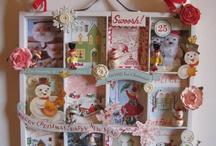 Christmas ShadowBoxes
