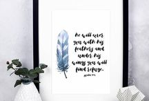 Inspirational Quote Prints