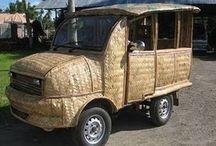 Bamboo & Rattan Art