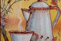 Vintage Chá