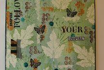 PaperArtsy stamps fine design