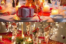 NATAL - Faça você mesmo / Decoração de Natal passo a Passo para decorar. Faça você mesmo.