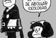 Mafalda / by Reina