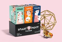 Smart Piggy Trio Bank / http://www.amazon.com/dp/B01ACTIY4M