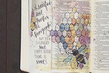 Bible journalling
