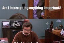 Ron motherf***ing Swanson