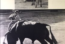 VOCABULAIRE DE LA TAUROMACHIE / Les photographies suivantes sont extraites du remarquable livre sur la tauromachie  écrit et illustré par CLAUDE POPELIN  paru en 1952 aux éditions PLON On y apprends tout sur l'art Tauromachique, son histoire, ses règles ...