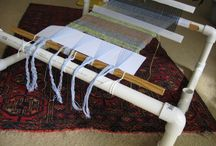 DIY Weaving Looms