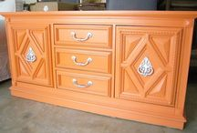 Furniture / by Haley Sampson Hill