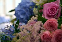 Floral Decoration / Wedding flowers at the Riviera Hotel