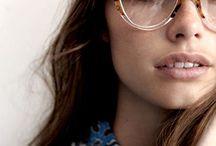 Fashion - Spectacles / Renae Clough