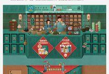 Chinesse bazaar