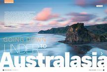 Cruise Trade News Magazine / Magazine design & layout