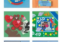 Father's Day Thematic Unit - Fathers Day Unit of Study / by Dee Newhall