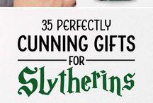 Slytherin Nerdery