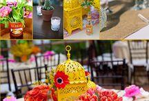 Fiesta Mexicana design / Fiesta party decor  / by Carmen Mendoza
