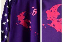Schönes aus Stoff / Geburtstagsshirts / Individuell gestaltete Geburtstagshirts, geplottet oder genäht!