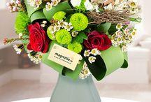 Winter bouquets/ Buchete de iarna