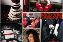 Halloween - Love Party Inspiration / Doing a party to celebrate my boyfriend and I 10 years as a couple and Halloween ;)