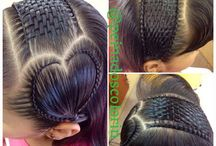 Cool HAIR STYLES! / FAncy being Different with your hair? Well, here are some artistic or creative ideas...