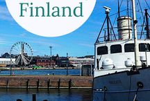 Finland / Traveling ideas and inspiration, all about Finland.
