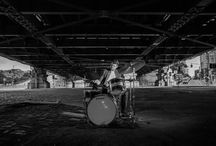 Live music location / Ideas for live session locations (mobile vocal PA, mobile drum kit)