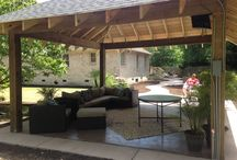 Backyard Life / Going ons in out backyard. / by Brent Montella
